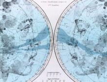 Planisphère Céleste